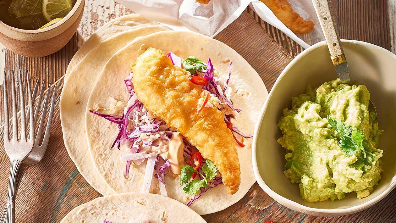 Crispy Flathead Tacos – Recipe