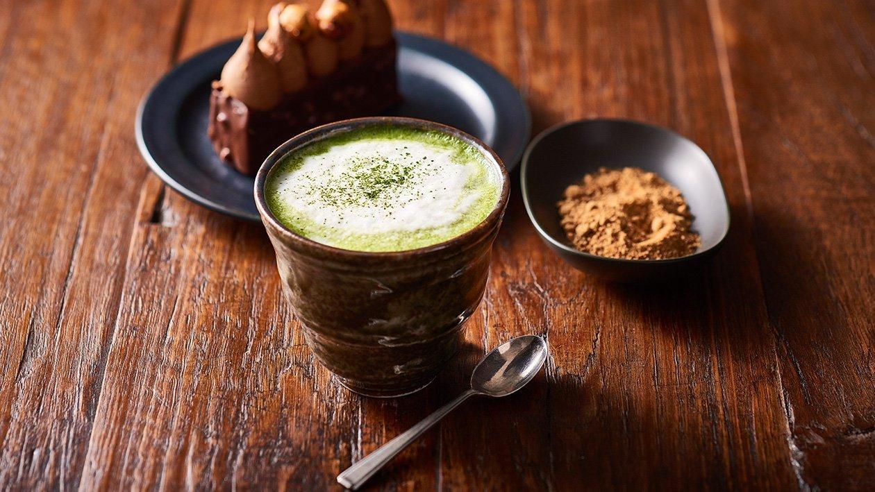 Green Tea Matcha – Recipe