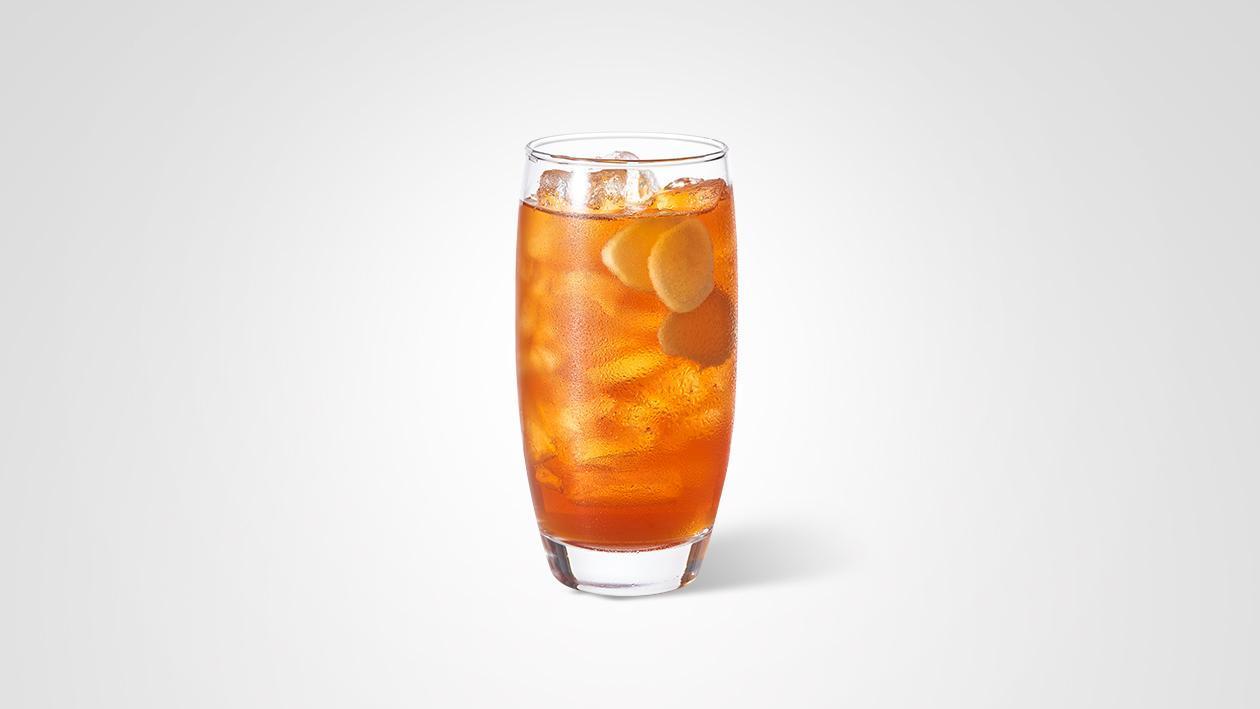 Honey Ginger Iced Tea – Recipe