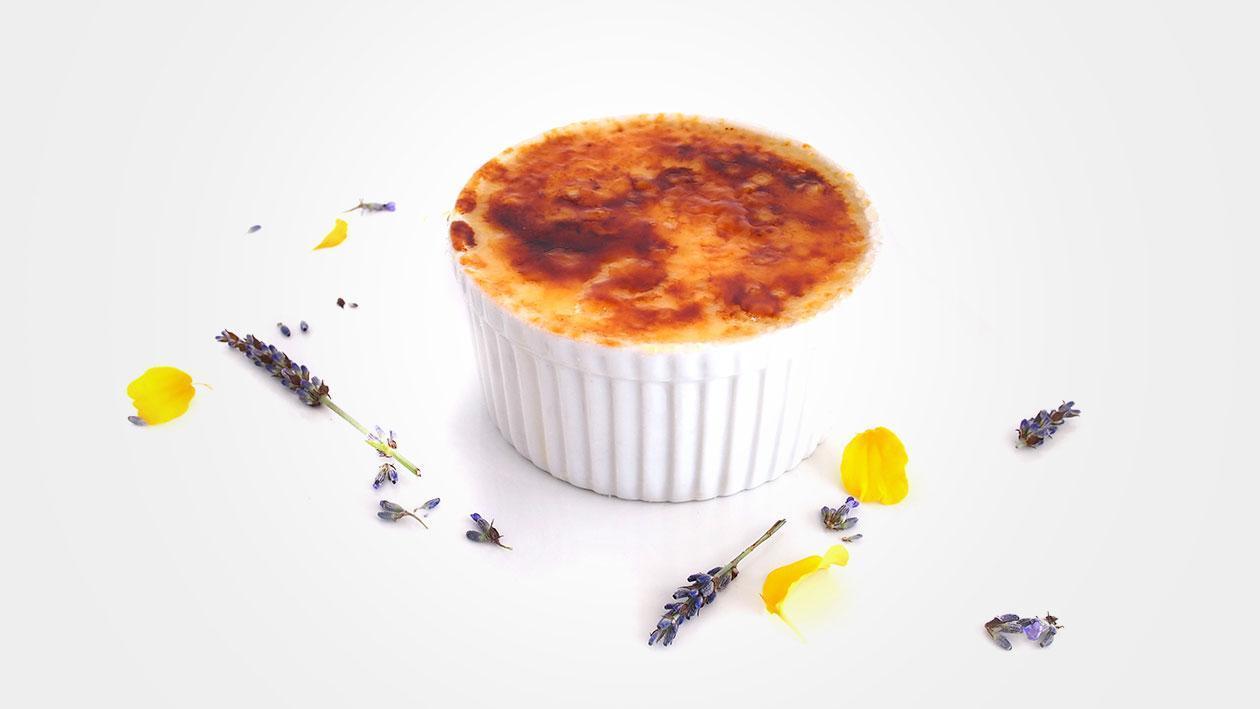 Lavender Creme Brulee – Recipe