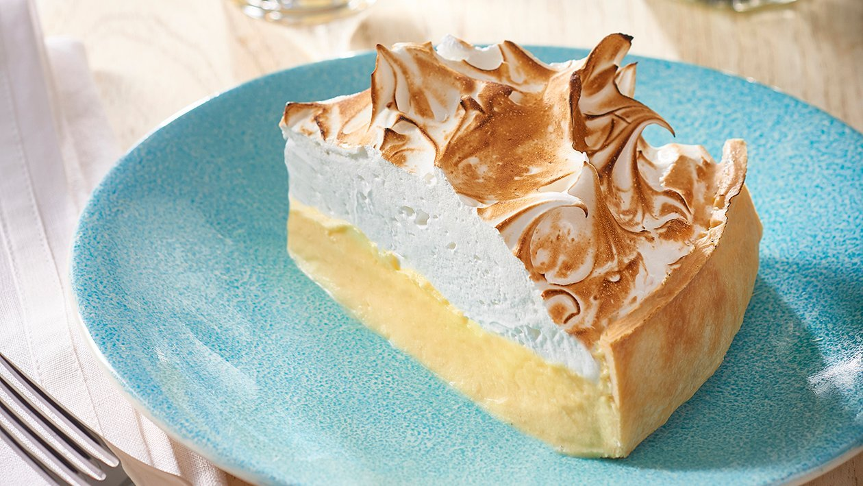 Lemon Meringue Pie – Recipe