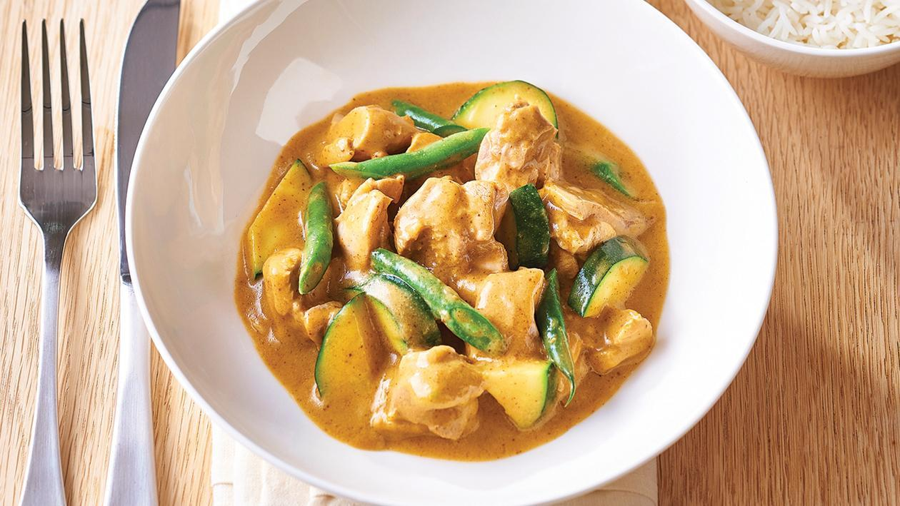 Mango and Coconut Chicken Curry – Recipe