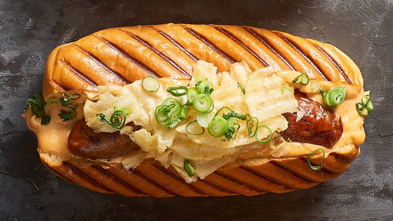 Maple Bacon Hotdog – Recipe