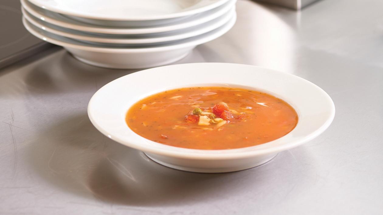Minestrone Soup – Recipe