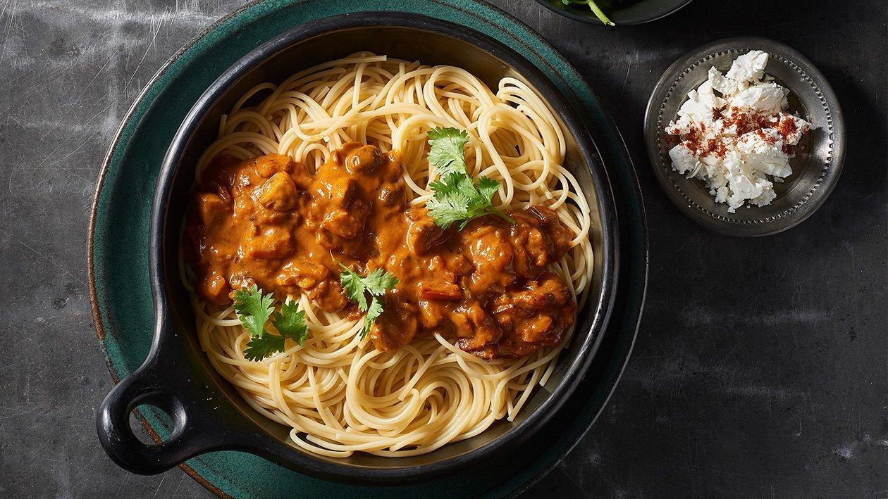Moroccan Bosciaola – Recipe