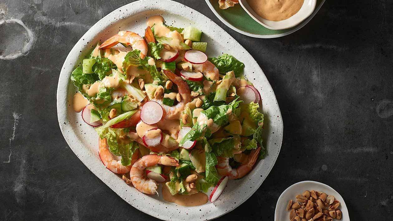 Peanut Salad Bowl – Recipe