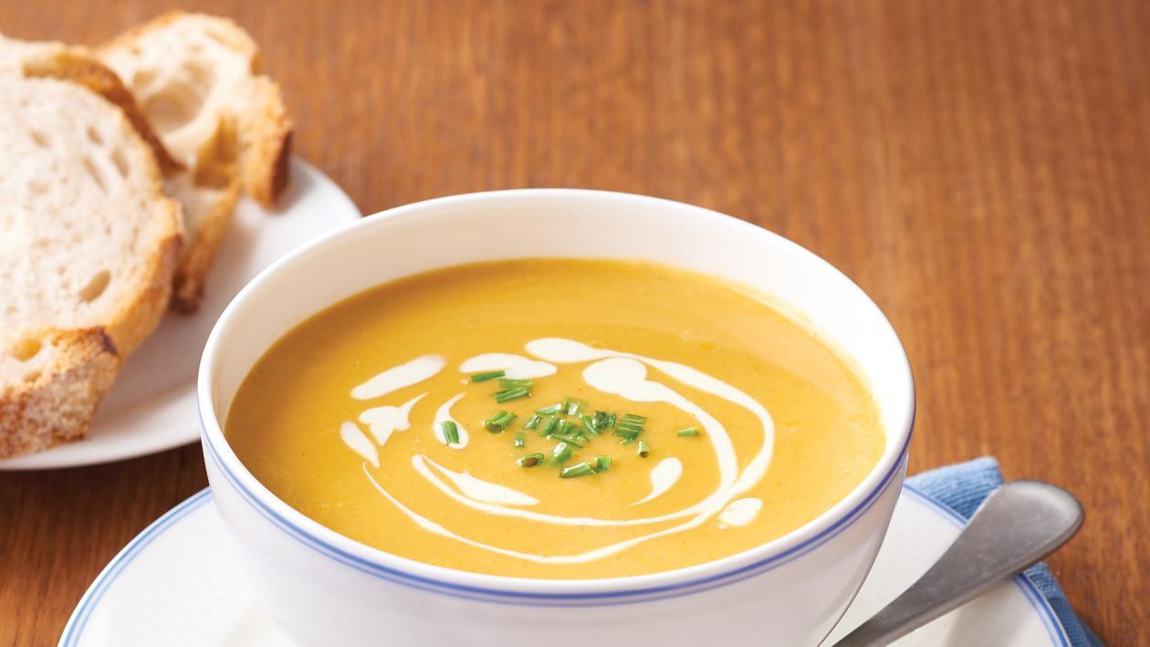 Roasted Pumpkin and Cumin Soup – Recipe