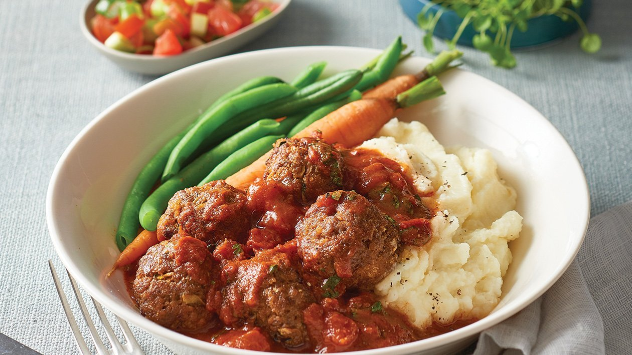 Rogan Josh Pork Meatballs – Recipe