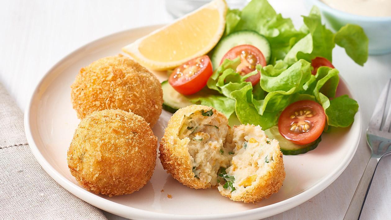 Smoked Cod Balls – Recipe