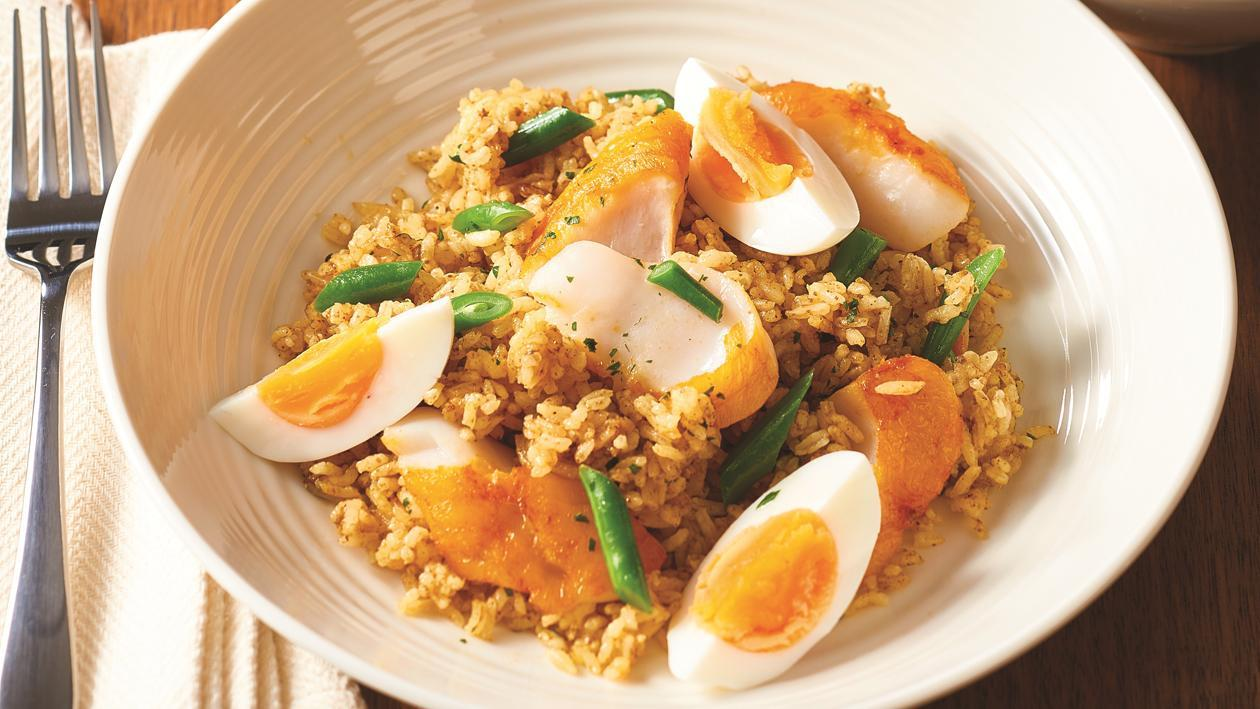 Smoked Fish Kedgeree – Recipe