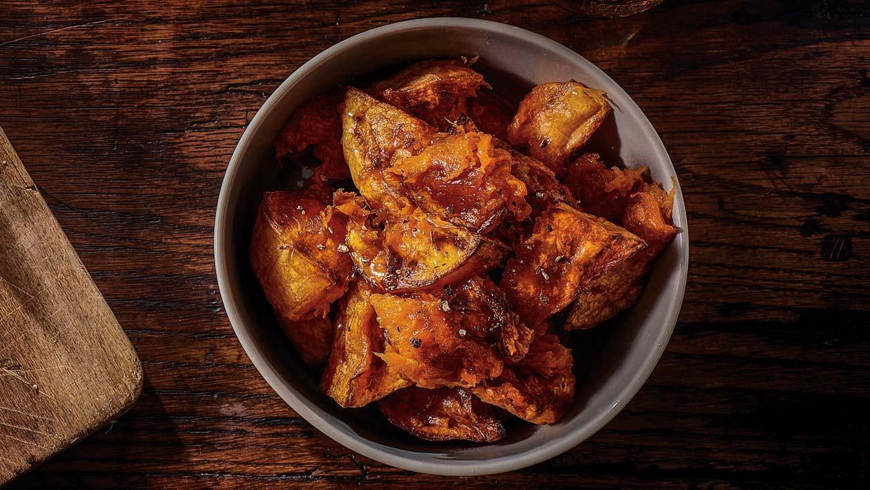 Smoked Pumpkin Hash – Recipe