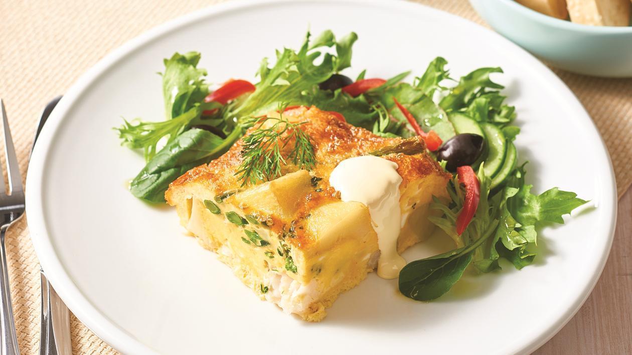 Spanish Omelette – Recipe