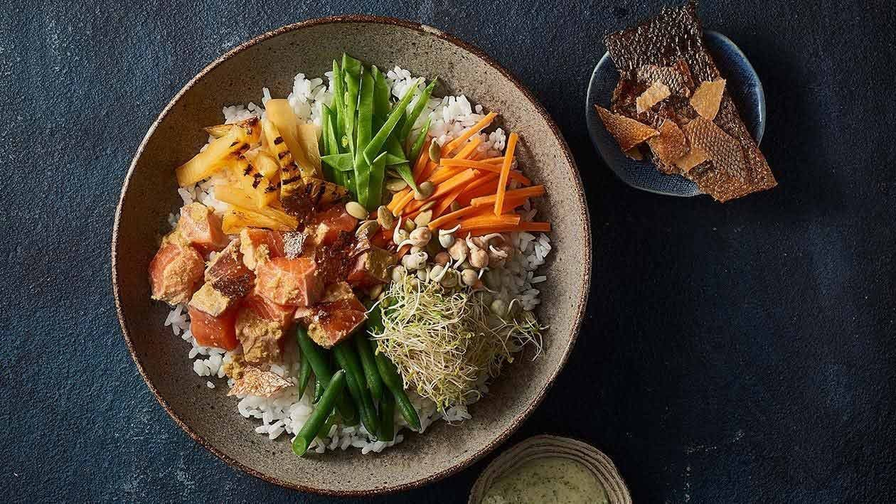 Spicy Salmon Poke – Recipe