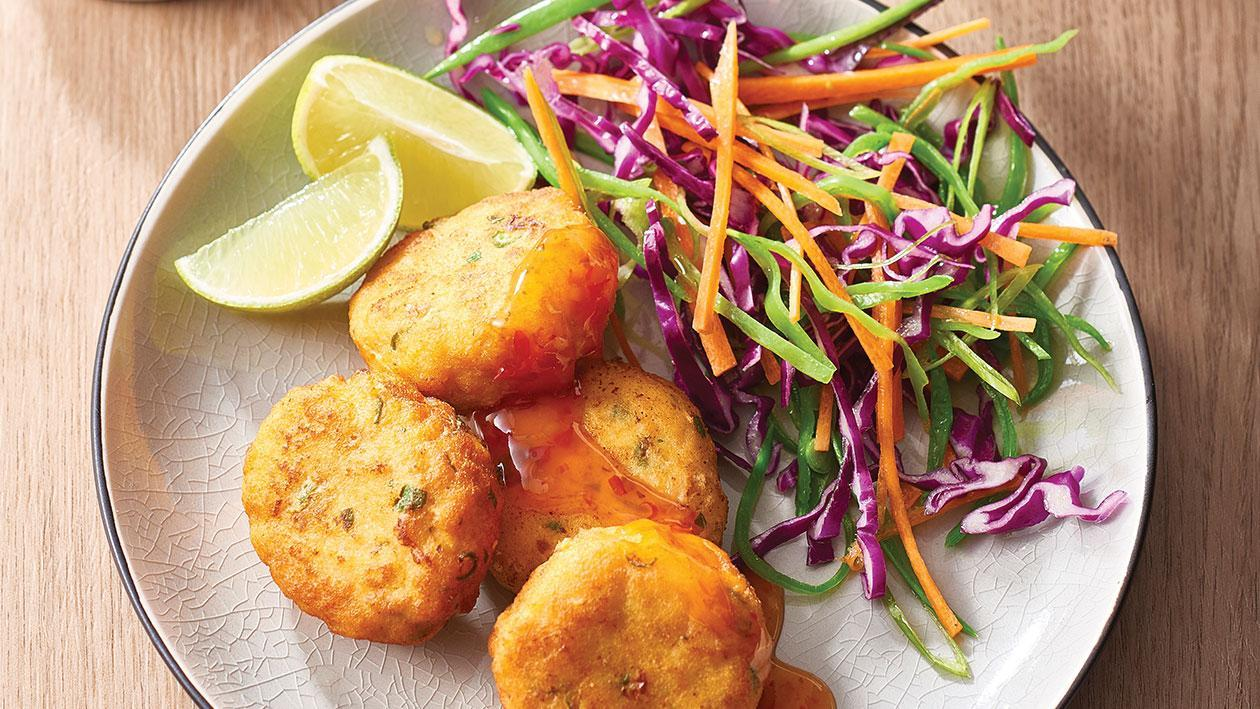 Thai fish cakes – Recipe