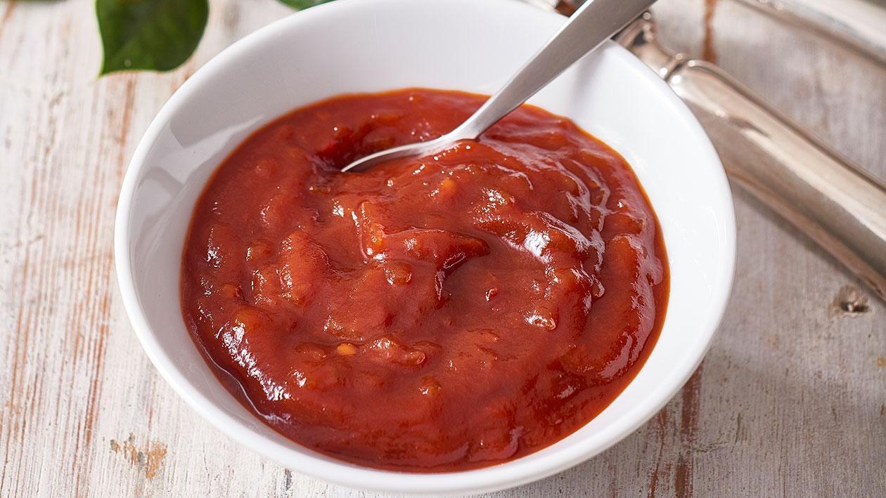 Tomato Chilli Relish – Recipe