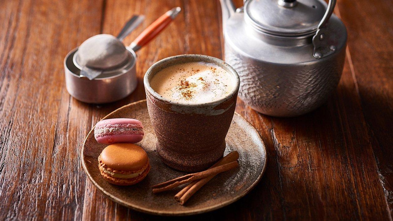 Vancouver Tea – Recipe