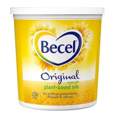Becel® Margarine Tub 6 x 1.8 kg -