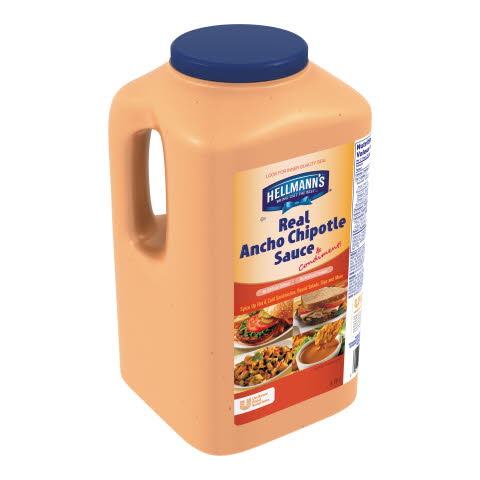 Hellmann's® Ancho Chipotle Real Sauce - 10063350489564