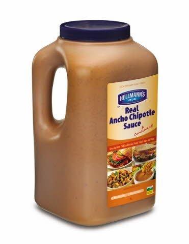 Hellmann's® Ancho Chipotle Sandwich Sauce - 10063350204990