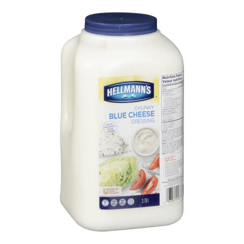 Hellmann's® Chunky Blue Cheese Dressing - 10063350202675