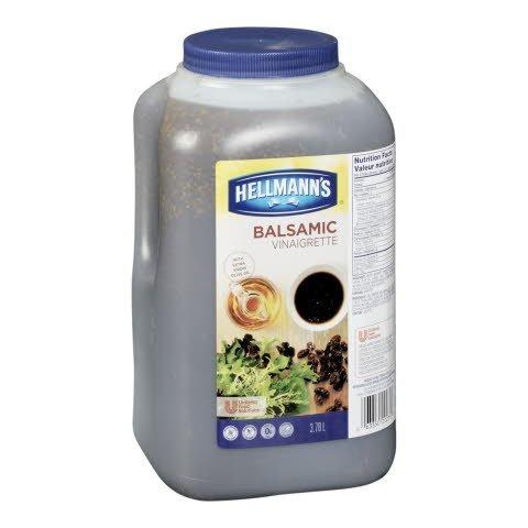 Hellmann's® Classics Salad Dressing Balsamic 3.78 Liters, Pack of 2 - 10063350202750