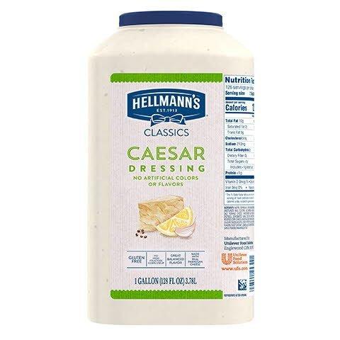 Hellmann's® Classics Salad Dressing Caesar