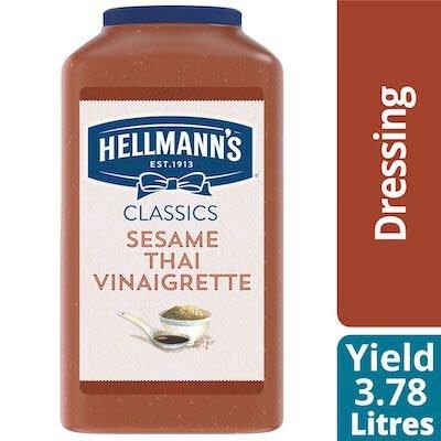 Hellmann's® Classics Sesame Thai Vinaigrette 2 x 3.78 L -