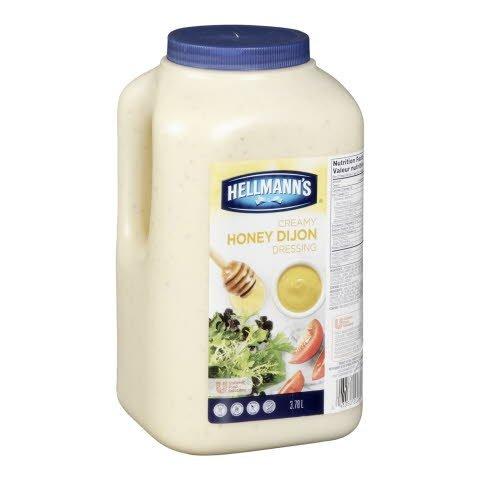 Hellmann's® Creamy Honey & Dijon Dressing - 10063350202668