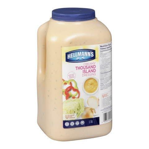 Hellmann's® Creamy Thousand Island Dressing - 10063350202576