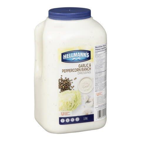 Hellmann's® Garlic & Peppercorn Ranch Dressing - 10063350202521