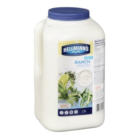 Hellmann's® Light Ranch Dressing - 10063350202545
