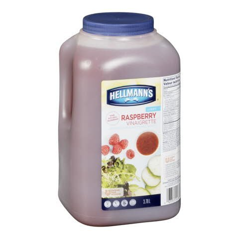 Hellmann's® Raspberry Vinaigrette - Fat Free - 10063350202682 -