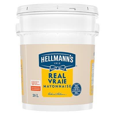 Hellmann's® Real Mayonnaise 1 x 20 L -