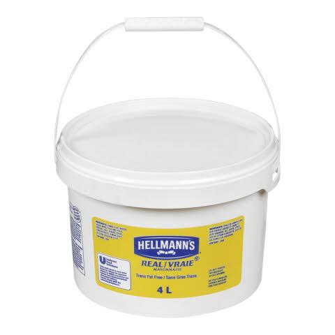 Hellmann's® Real Mayonnaise Pail - 10063350061845