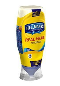 Hellmann's® Real Mayonnaise-Squeeze Bottles