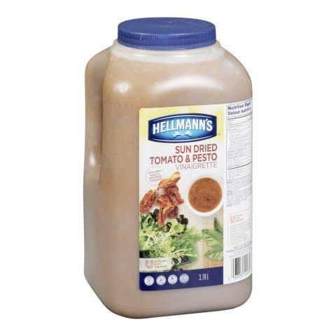 Hellmann's® Sundried Tomato & Pesto Vinaigrette - 10063350202743