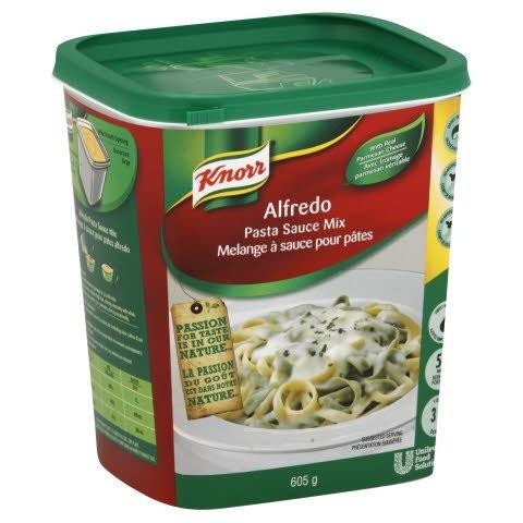 Knorr® Alfredo Dry Pasta Sauce - 10063350375478 -