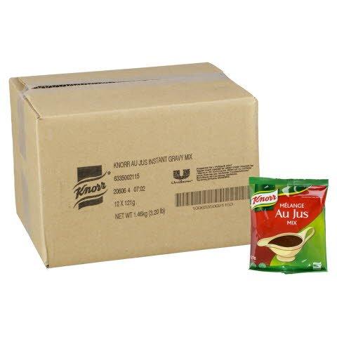 Knorr® Instant Au Jus Gravy - 10063350021153