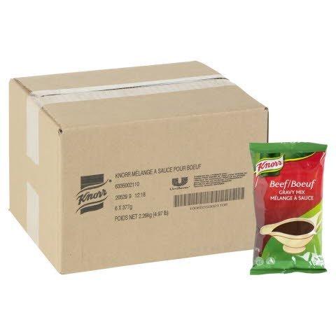 Knorr® Instant Beef Gravy - 10063350021108