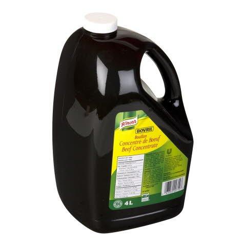 Knorr® Professional Bovril Concentre liquide de boeuf 2 x 4 L -