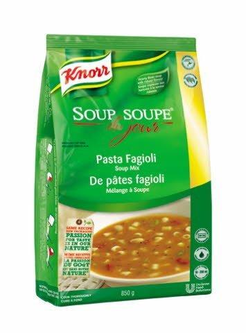 Knorr® Soup Du Jour Pasta Fagioli