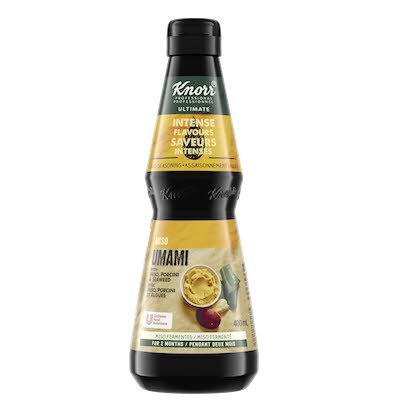 Knorr® Ultimate Intense Flavours Miso Umami 400ml, Pack of 4 -
