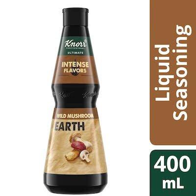 Knorr® Ultimate Intense Flavours Wild Mushroom 400ml, Pack of 4 -