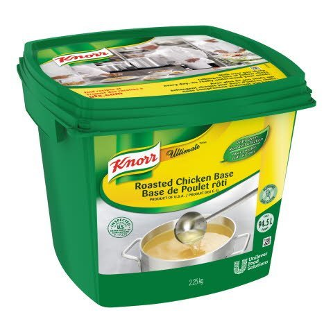 Knorr® Ultimate Roasted Chicken Base Gluten Free - 10063350508968