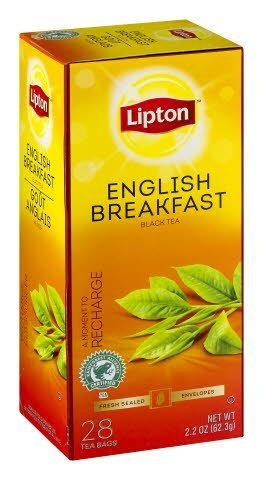 Lipton® English Breakfast Tea - 10041000001168