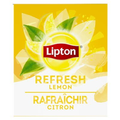 Lipton® Hot Tea Lemon 6 x 28 bags - Lipton® varieties suit every mood