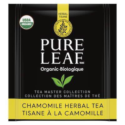 Pure Leaf™ Organic Chamomile Herbal Hot Tea 6 x 20 bags -