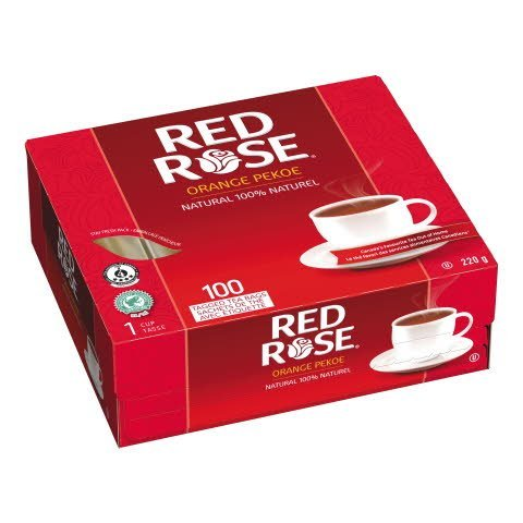 Red Rose® 1 cup Tagged