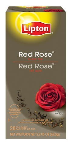 Red Rose® Premium Black Tea Enveloped
