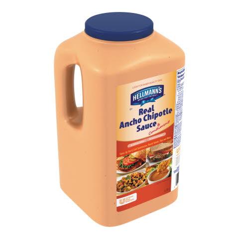 Sauce ancho chipotle de Hellmann's®